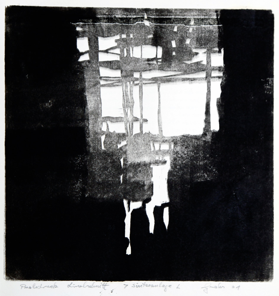 o.T. (Sinteranlage) 2001