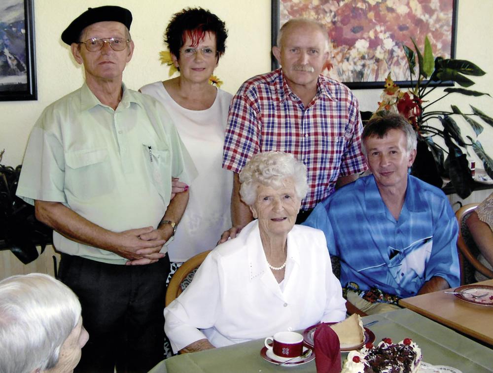 Familienerinnerungen an Eberhard Gnahs